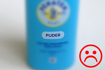 Baby-Puder